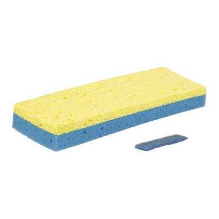 "QUICKIE Sponge Mop Head,11""W x 3-1/2""D,Yellow 272ZQK"