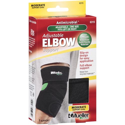 Mueller Green Adjustable Elbow Support