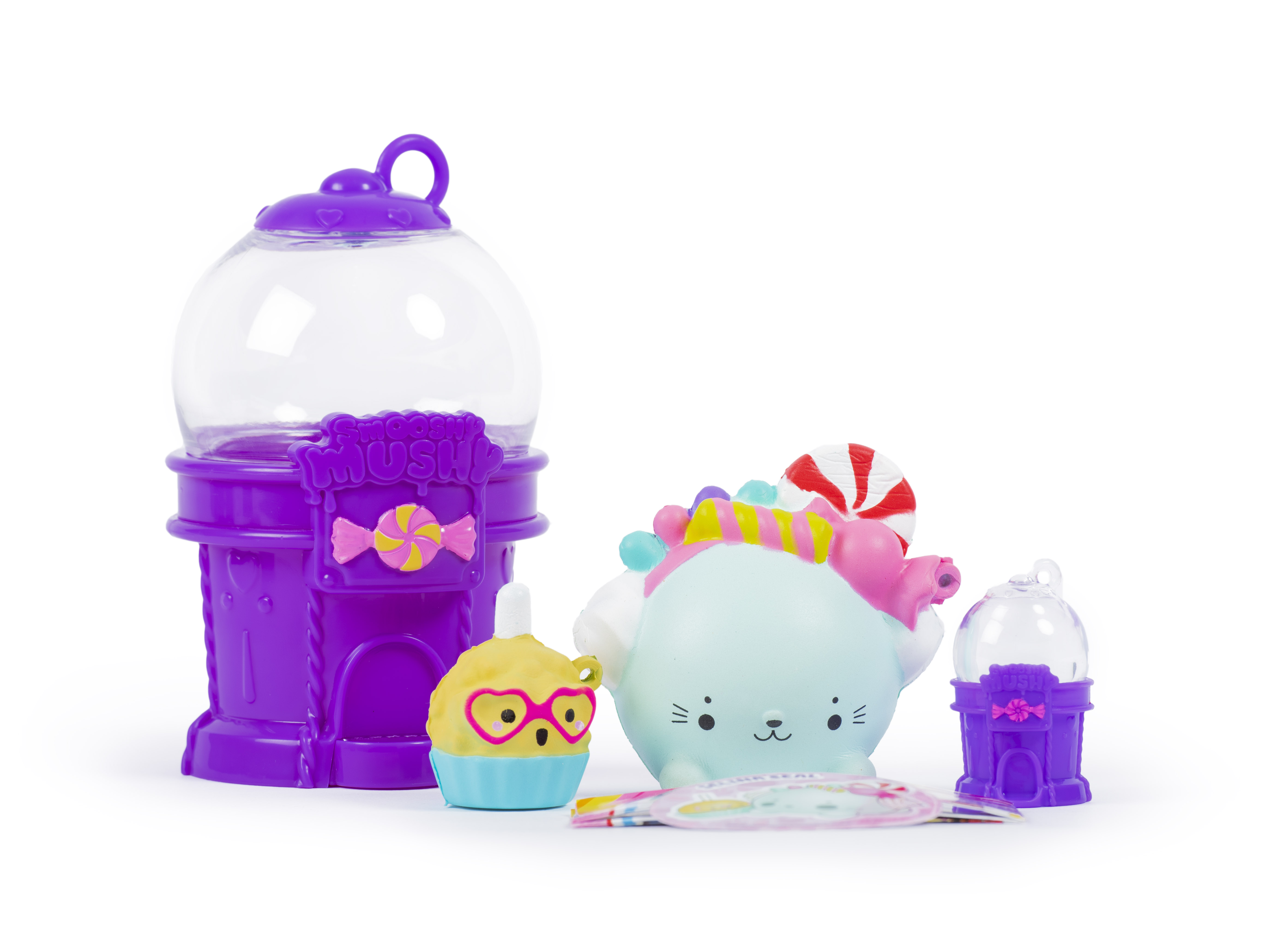Purple NEW Smooshy Mushy Sugar Fix Series 5