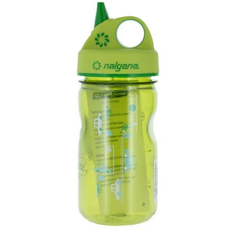 Nalgene Grip 'n Gulp 3-Pk Cars Spring Green Unisex Sports Water Bottles