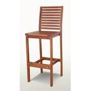 Outdoor Wood Bar Chair