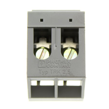 Pheonix Contact 2701019 Din Rail Terminal Block Trk 2 5 Gy  50 Pack