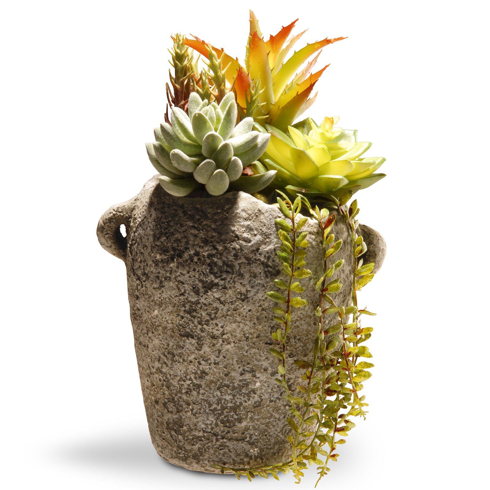 "National Tree Artificial 11.8"" Succulent Plants"