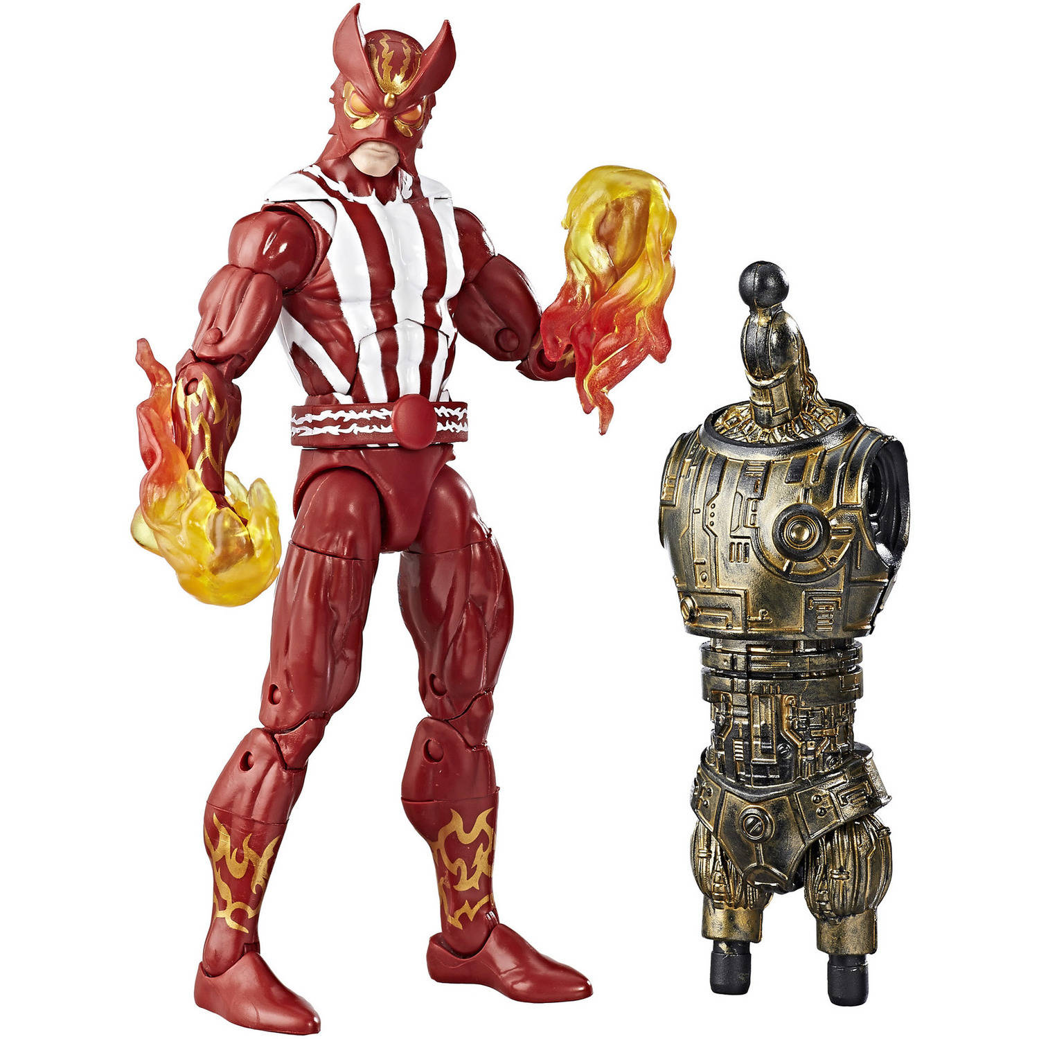 Marvel X-Men 6-Inch Legends Series Marvels Sunfire by Hasbro