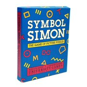 Symbol Simon The Game of Picture Puzzles by University Games