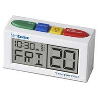 MedCenter MedCenter Alarm Clock, 1 ea