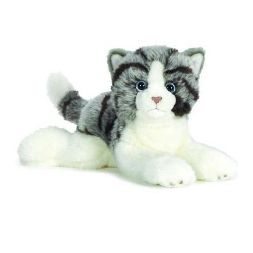 Grey Tabby Cat Plush Pet By Webkinz Walmart Com
