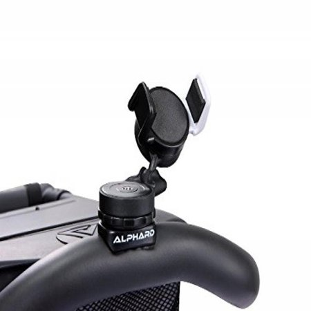 Alphard Golf DCS14103 Duo Cart Accessories - GPS Holder
