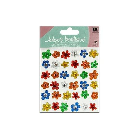 EK Jolee's Boutique Repeats Kids Gems Flowers