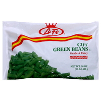 La Fe Cut Green Beans, 16 oz