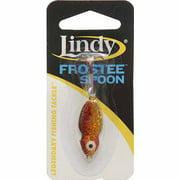 Lindy 1/4 Frostee Spoon Gldn Shnr