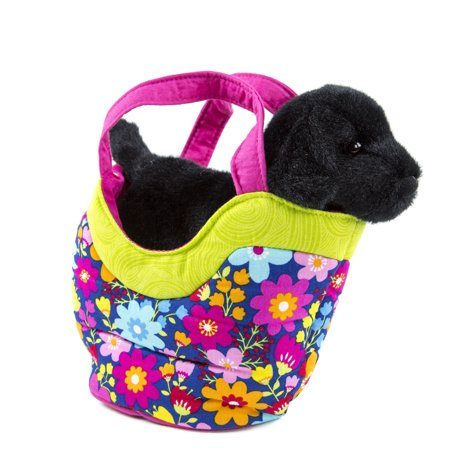 Douglas Cuddle Toys Dog Freshly Picked Sassy Pet Sak ()