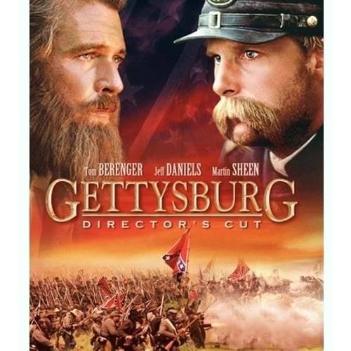 Gettysburg (Director's Cut) (Blu-ray) (Widescreen)