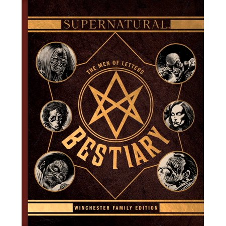 Supernatural: The Men of Letters Bestiary : Winchester Family - City Of Winchester