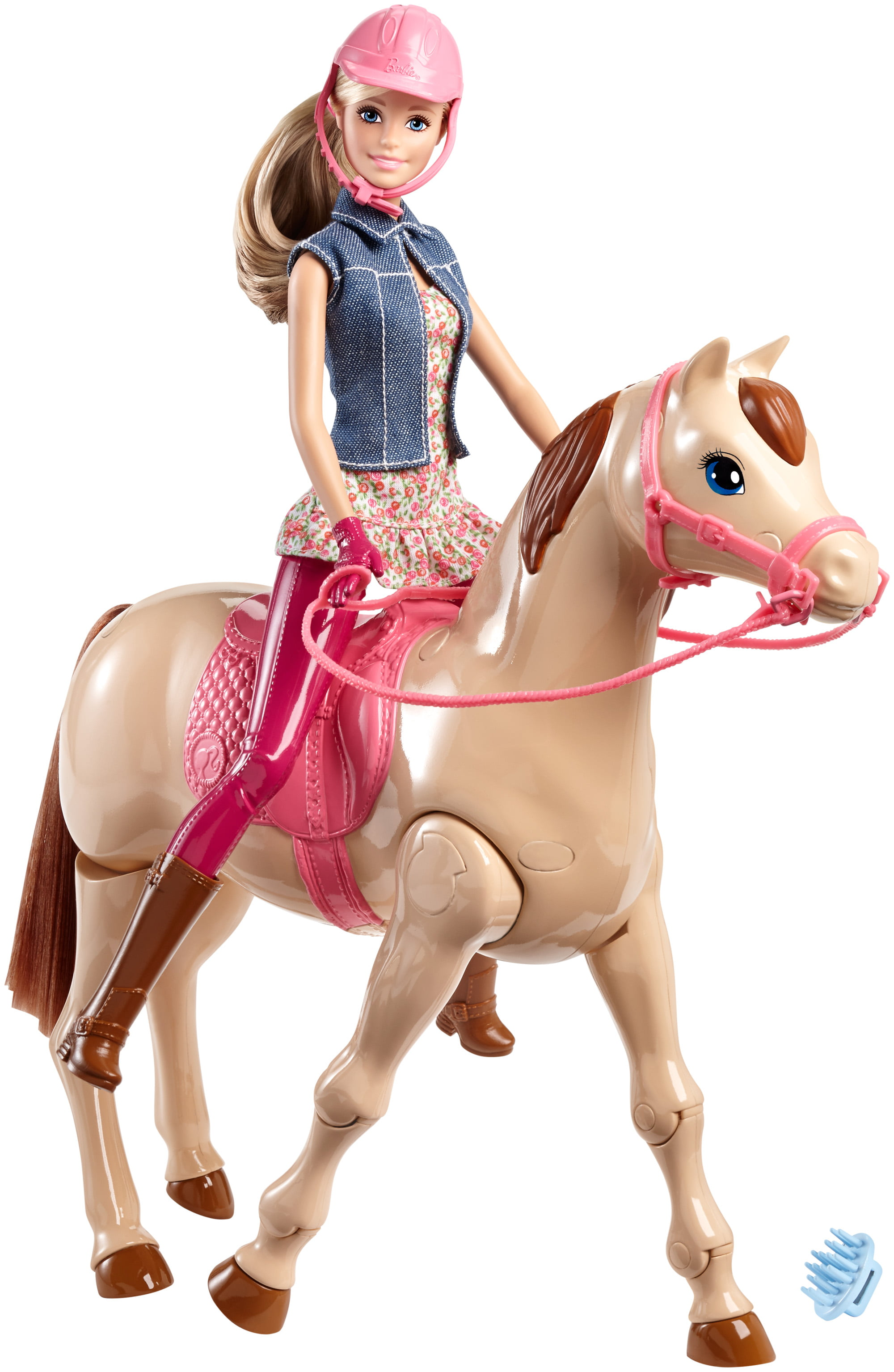 Barbie Saddle N Ride Horse by MATTEL INC.