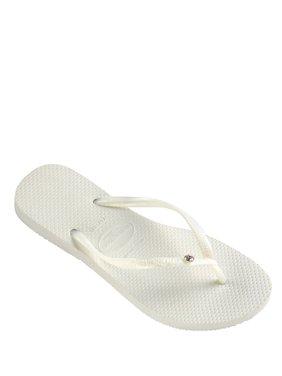 8c90c672134 Product Image Havaianas Slim Crystal Glamour Flip Flops