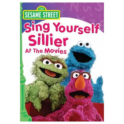 Sesame Street: Sing Yourself Sillier at the Movies (1997)
