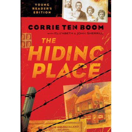 The Hiding Place (Young Reader's) (Paperback)