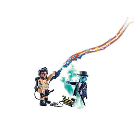 PLAYMOBIL Ghostbusters Spengler and Ghost](Ghostbusters For Kids)