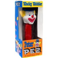 Funko Wacky Wobbler Peter Pez the Clown Bobble Head