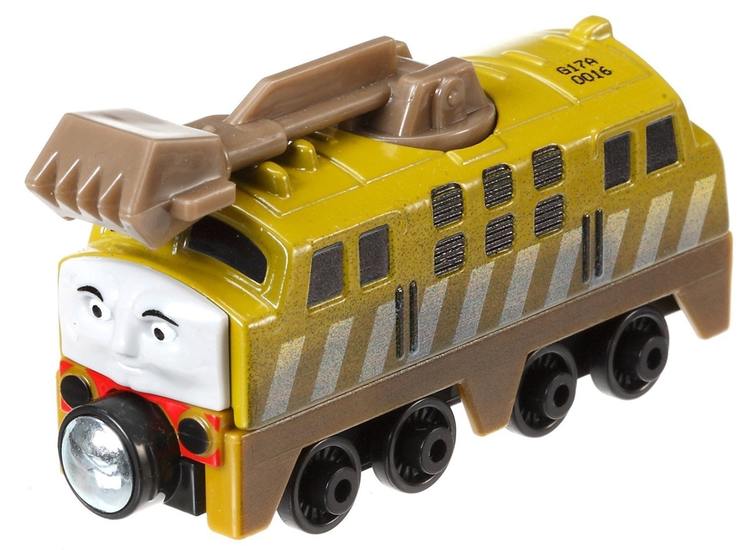 Fisher Price Thomas & Friends Take-N-Play Diesel 10 Vehicle, Sturdy collectible die-cast train engine By... by