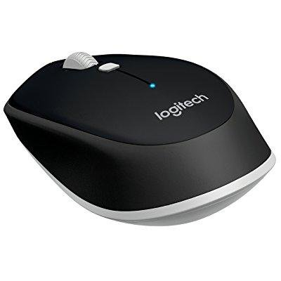logitech m535 compact bluetooth wireless optical mouse for mac, windows, chrome os and android devices black