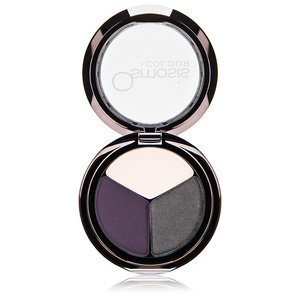 Osmosis Mineral Makeup Eye Shadow Trio Augergine 3g 0.11oz