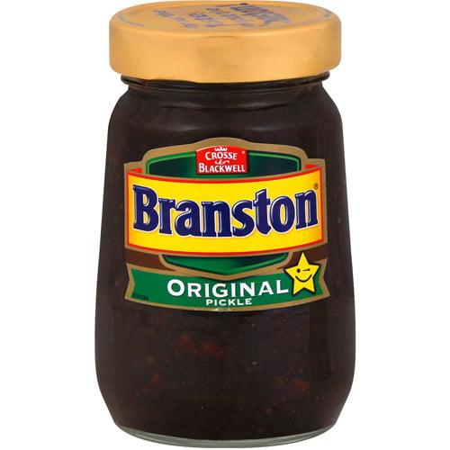 Branston Original Pickle, 12.7 oz,(Pack of 6)