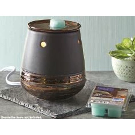 Better Homes & Gardens Reactive Glaze Full-Size Scented Wax Warmer