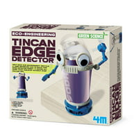 Tin Can Edge Detector - Science Kit by Toysmith (4939)