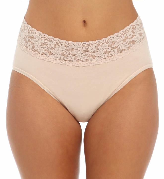 5a0399b2fe9 Hanky Panky - Hanky Panky 892461 Organic Cotton French Brief Panty -  Walmart.com