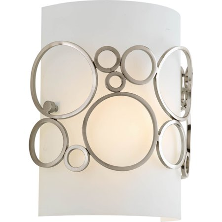 - Bingo Collection One-Light Half Pocket Sconce
