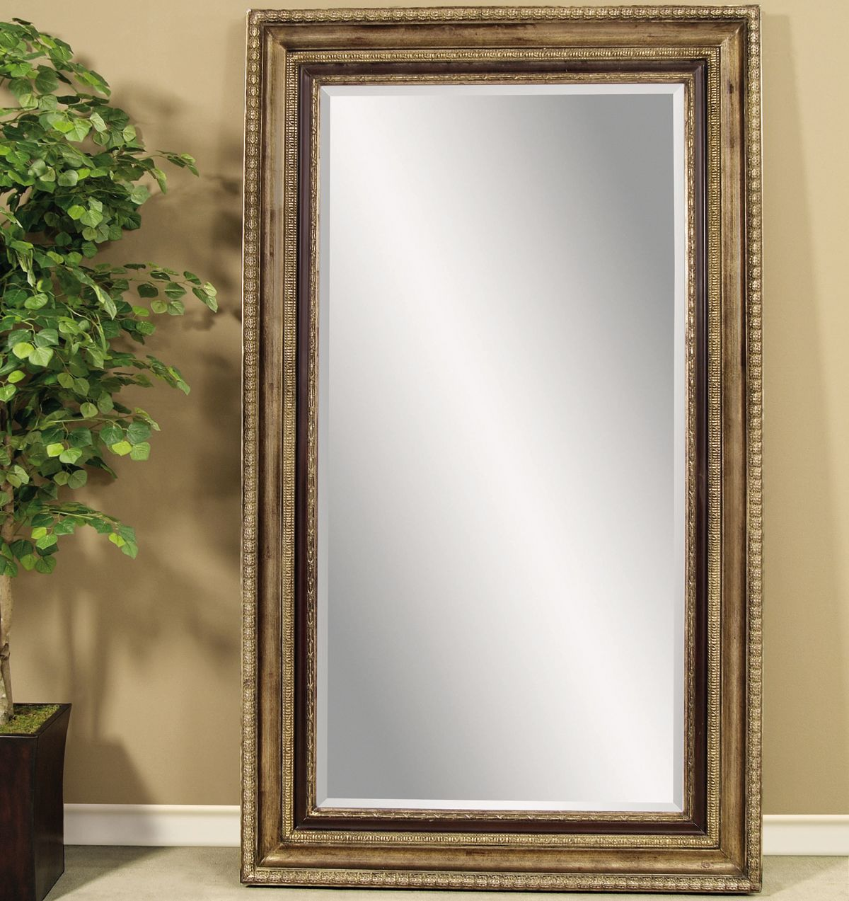 Sergio Leaning Floor Mirror - 50W x 86H in.