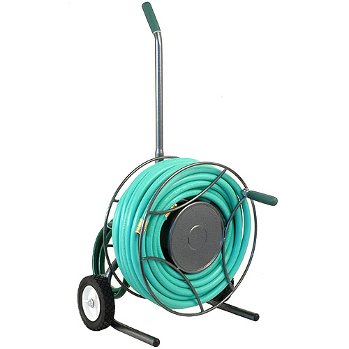 Yard Butler HCT-1 20' X 17' X 12' Compact Hose Reel by Lewis Lifetime Tools
