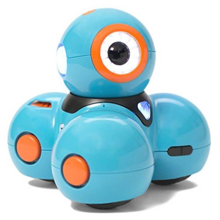 Wonder Workshop Dash Robot Educational Stem Robotics Toy Walmart Com