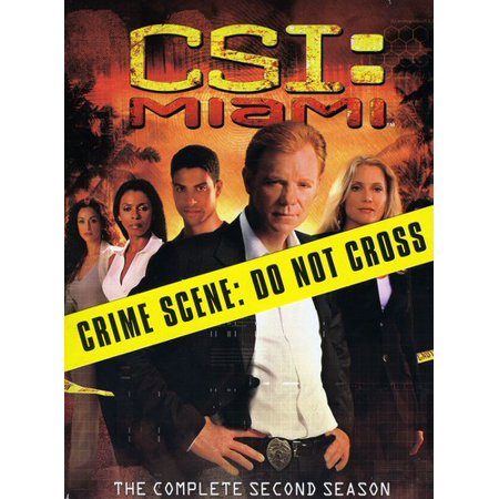 Csi  Miami  The Complete Second Season