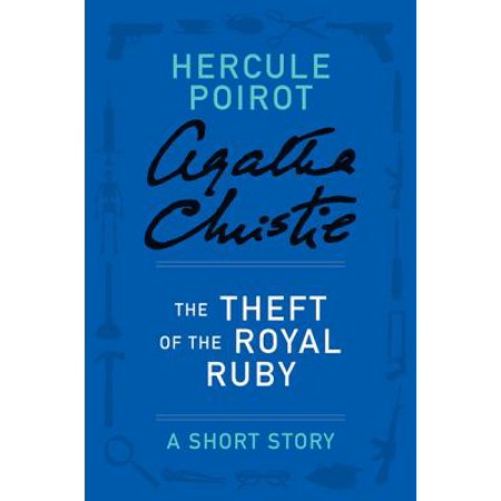 The Theft of the Royal Ruby - eBook ()