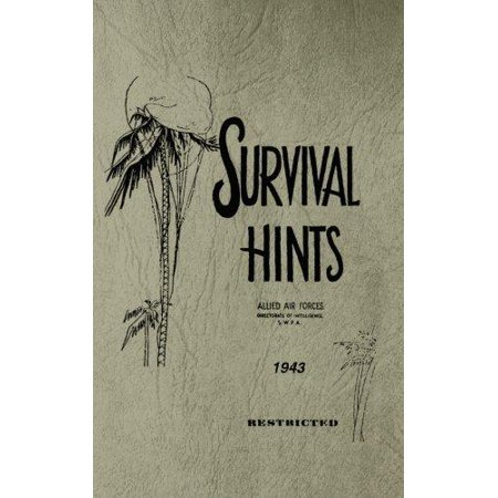 Survival Hints  Allied Air Forces