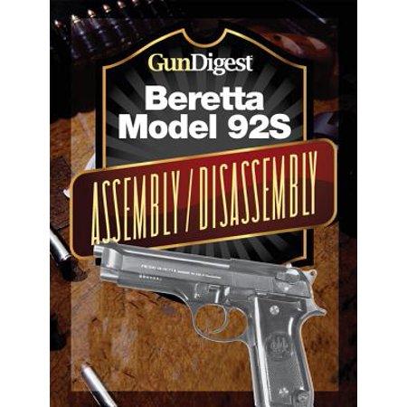 Gun Digest Beretta 92S Assembly/Disassembly Instructions - eBook