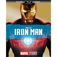 Iron Man (Blu-ray + Digital)