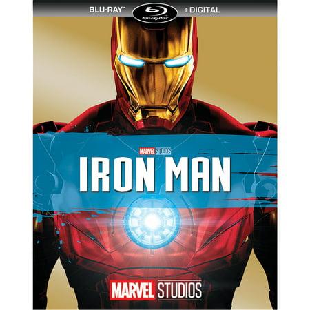 Iron Man (Blu-ray + Digital)](Birthday Iron Man)