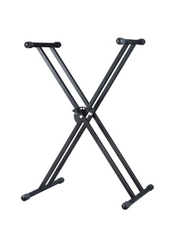 Hamilton Double Braced X Style Keyboard Stand by