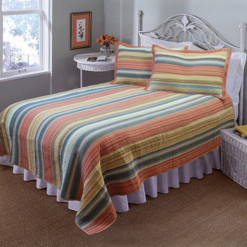 American Traditions Vintage Chic Quilt Set