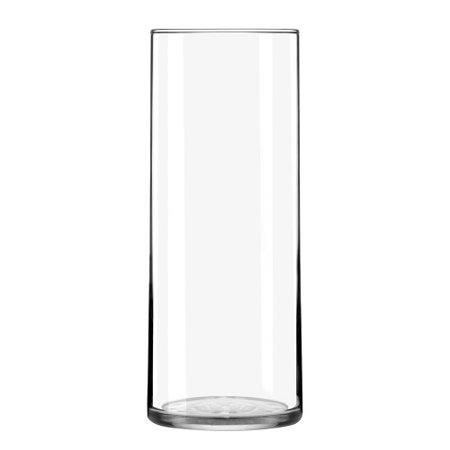 Libbey Cylinder Vase 875 Inch Clear Set Of 12 Walmartcom