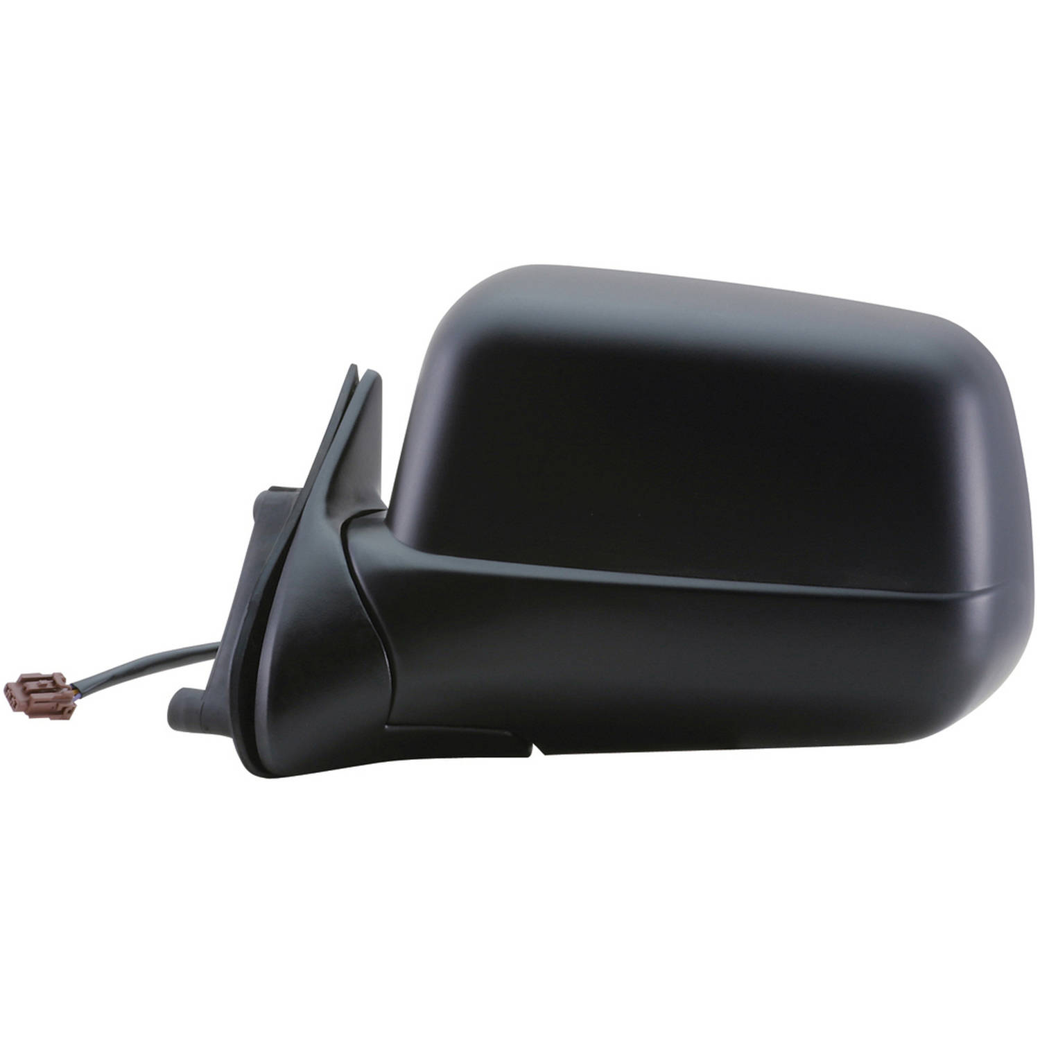 68018N - Fit System 98-04 Nissan Frontier, Xterra, OEM Style Replacement Mirror, Driver Side - check description for fitment