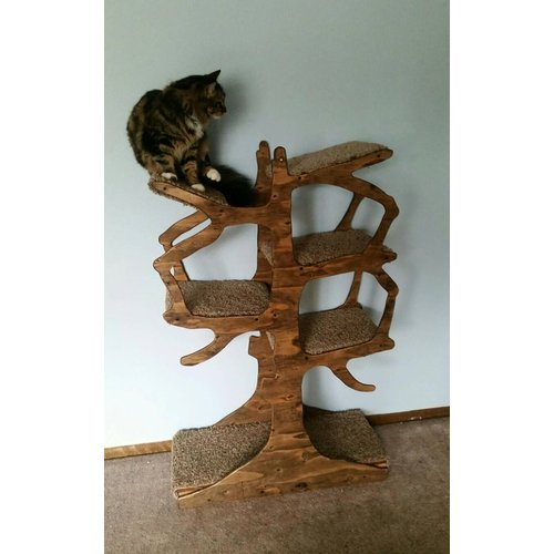 EnchantedHomeDesigns Handmade Inspired Cat Tree