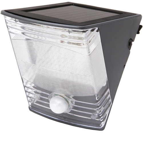 Coleman LED Motion Solar Wall Post Light