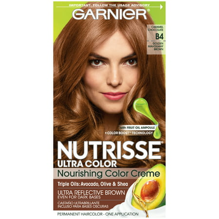 Garnier Nutrisse Ultra Color Nourishing Creme B4 Caramel Chocolate