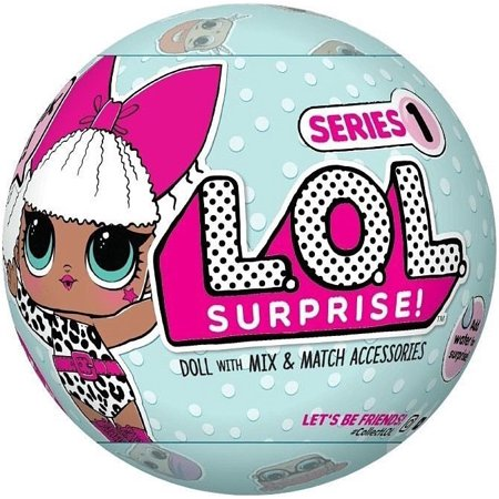 Lol Surprise Lil Outrageous Littles Series 1 Mystery Pack