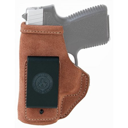 GALCO Stow-N-Go Inside the Pants Holster For Glock 17/22/31/Hi-Point C9 Natural Left Hand